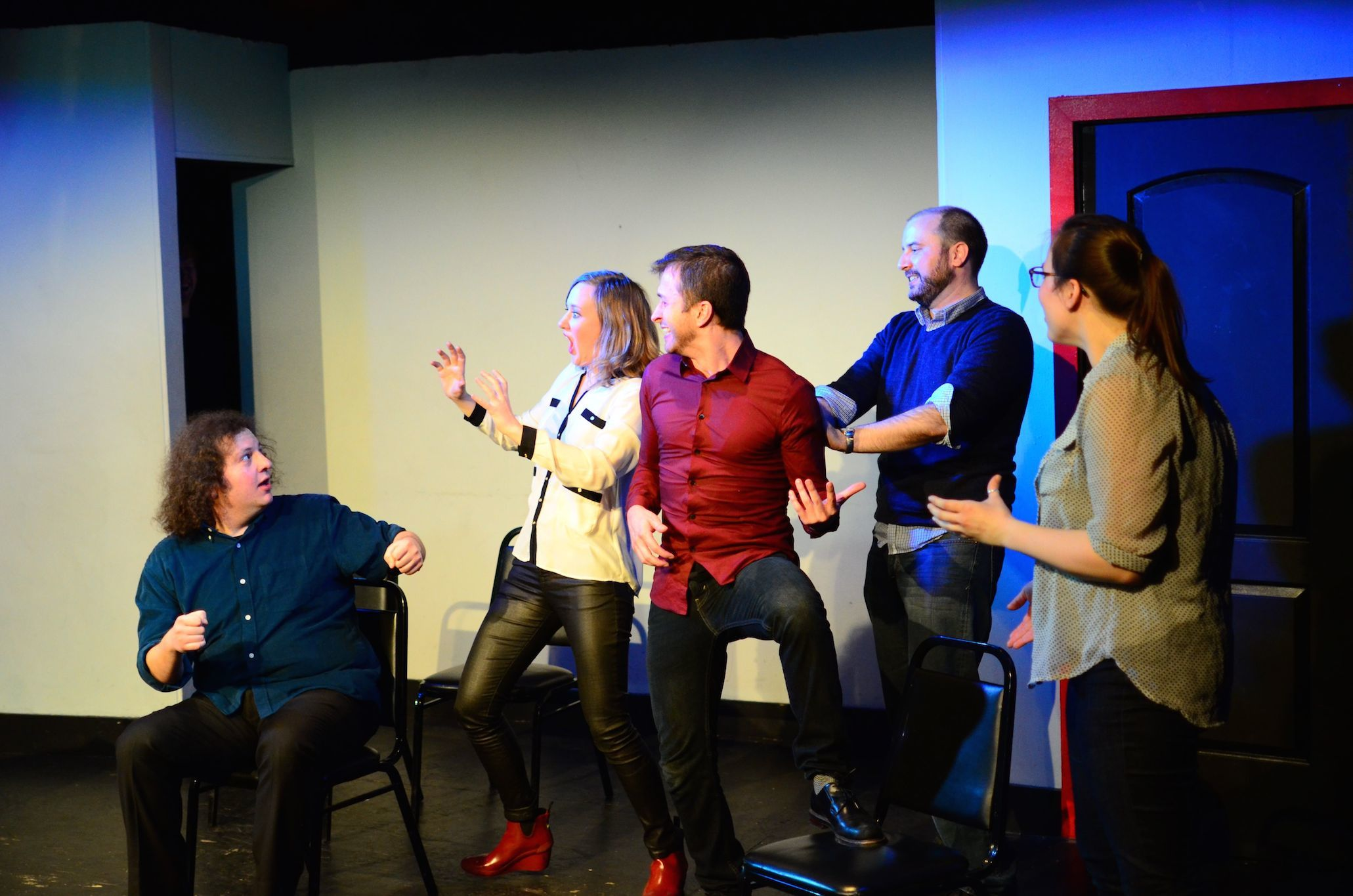 Premiere: The Improvised Musical