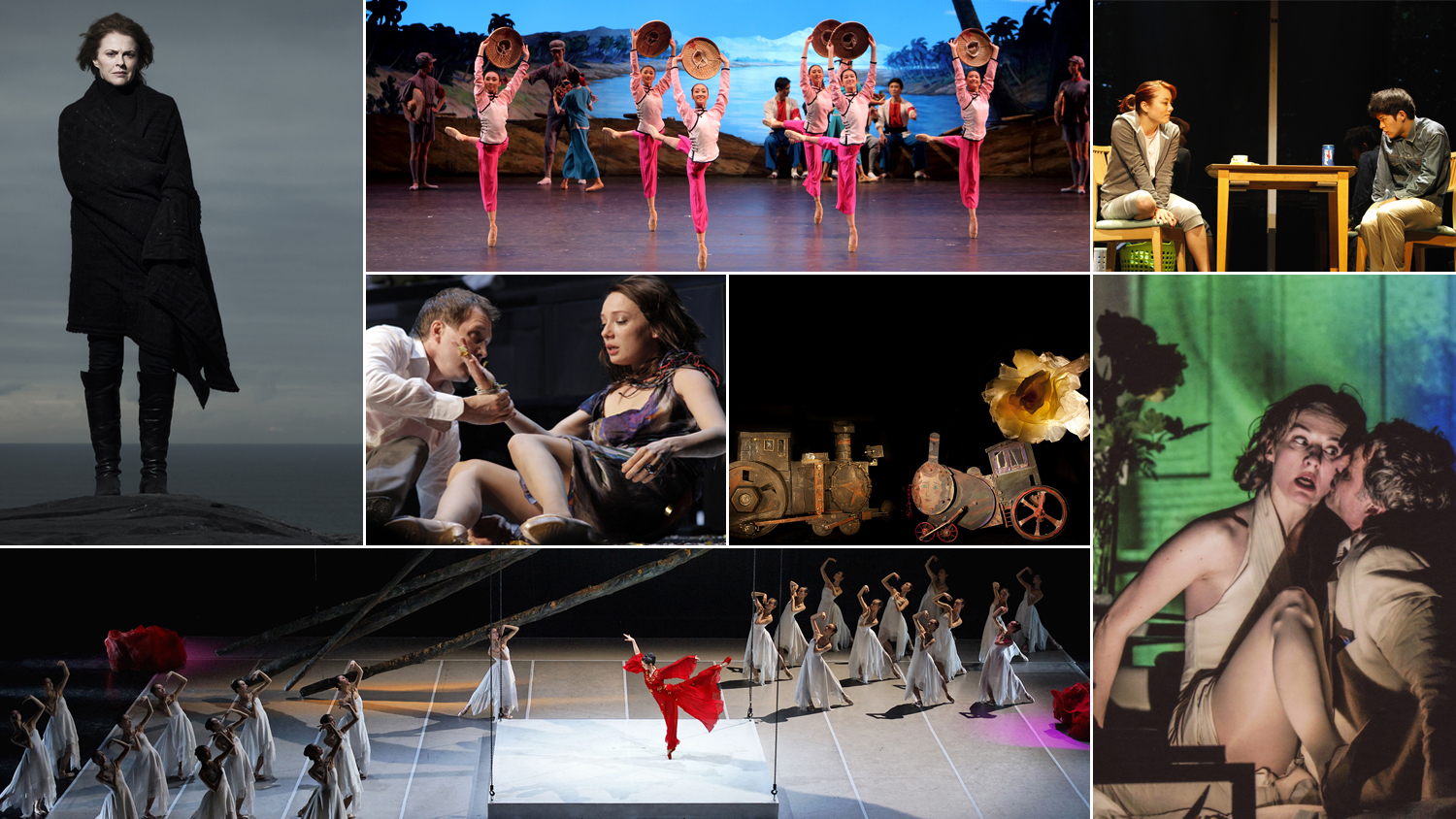 Your guide to the Lincoln Center Festival
