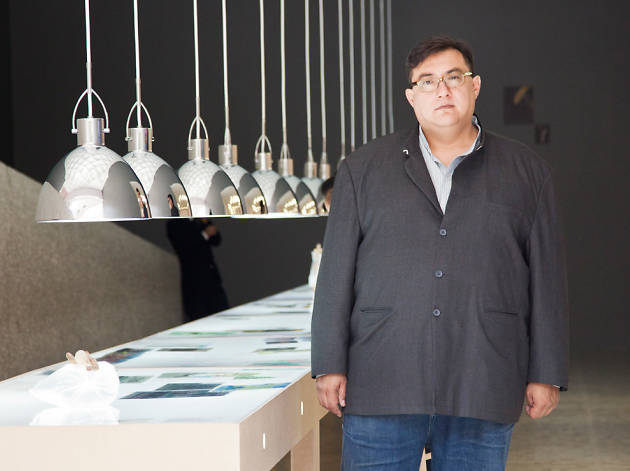Entrevista con Cuauhtémoc Medina