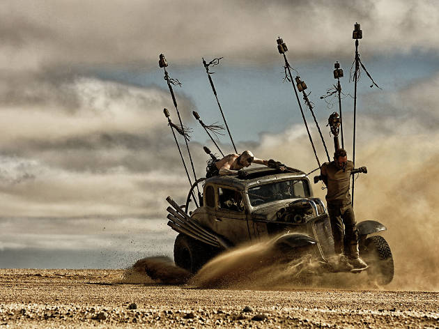 Film • Mad Max : Fury Road
