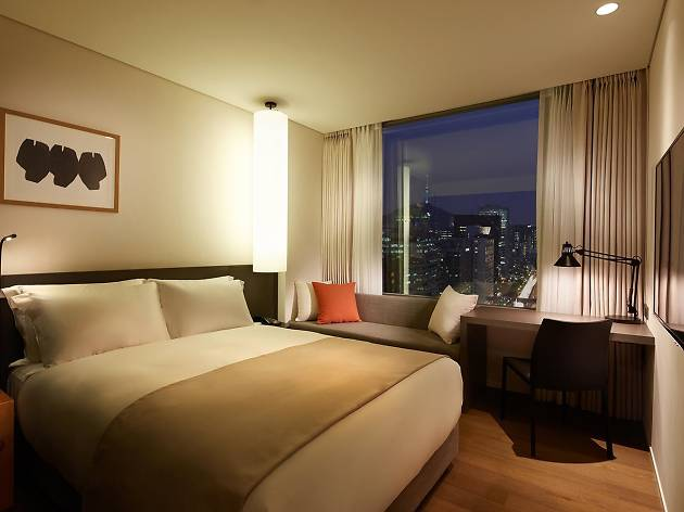 The Shilla Hotel Seoul