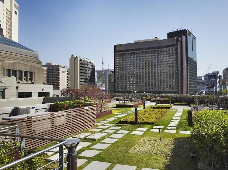 서울시청 도서관