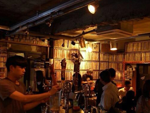 Golmok Vinyl Pub