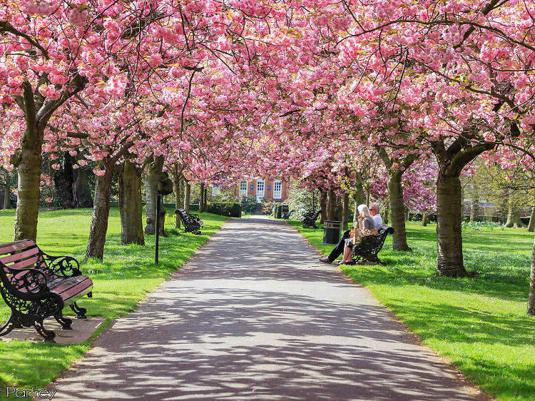 Major parks in London