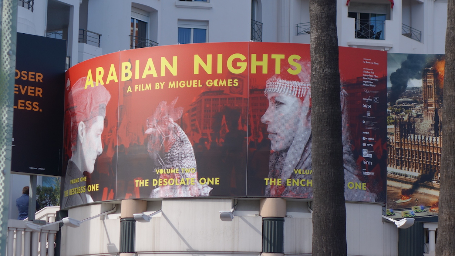 Affiche 1001 Nuits - Arabian Nights - Miguel Gomes