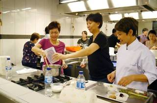 City Gas Cooking Classes