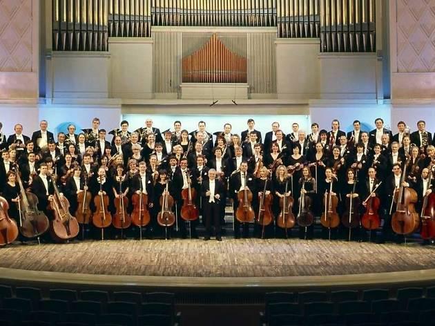 Orquestra Filharmònica de Moscou