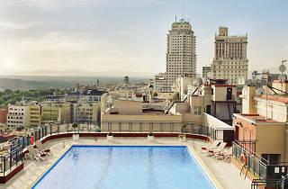 Piscina Hotel Emperador