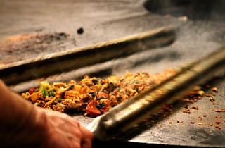 Genghis is a restaurant in Colombo, Sri Lanka