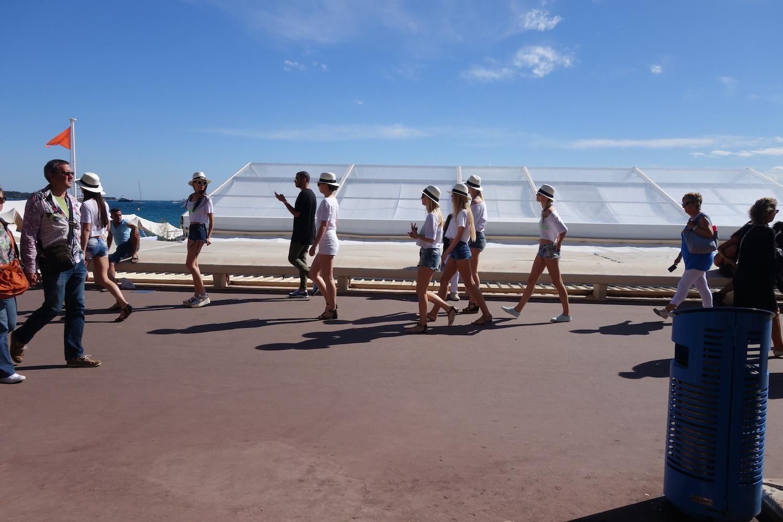 Photos : Cannes 2015, scènes de la vie diurne