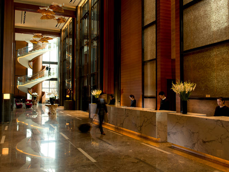 The most luxurious hotels in Seoul