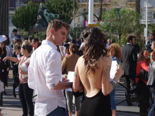 Cannes 2015 : sur la Croisette