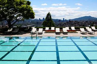 Grand Hyatt Seoul Swimming Pool