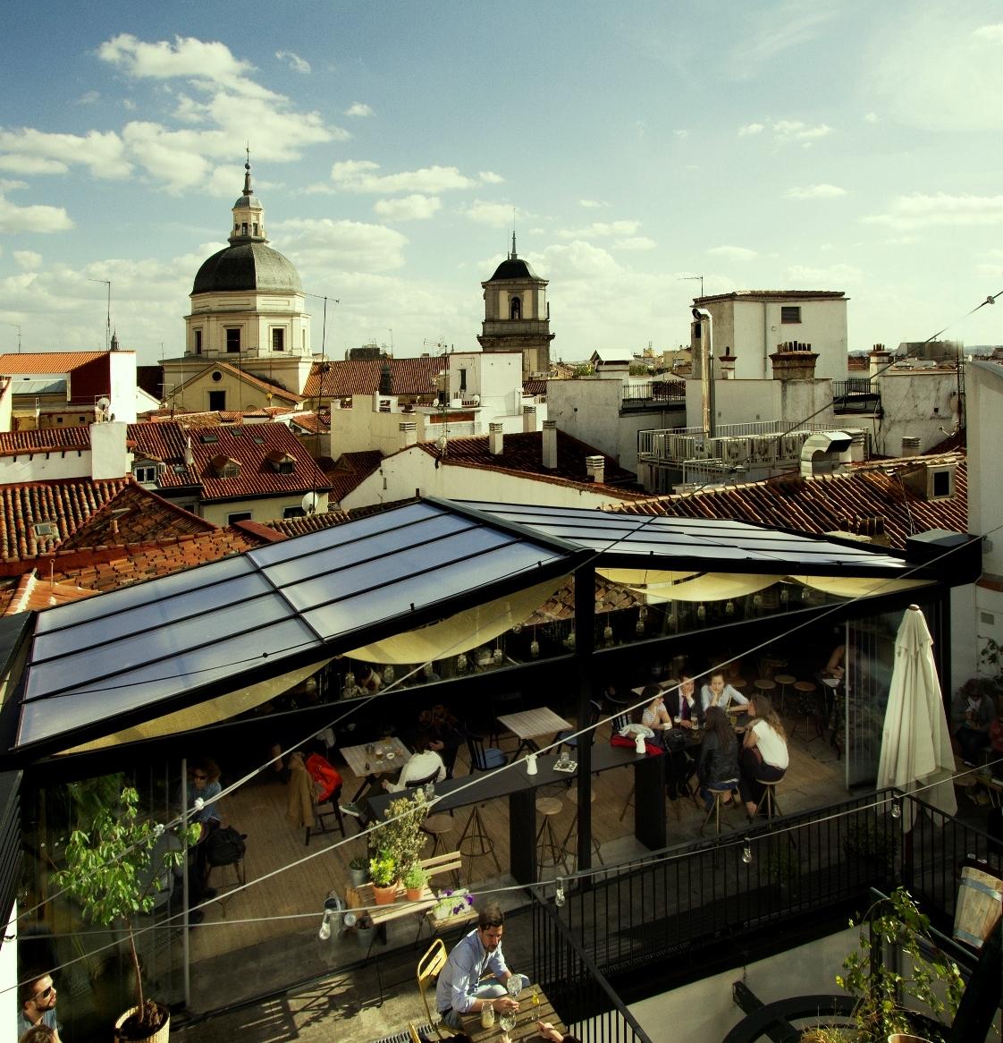 12 terrazas que triunfarán este verano