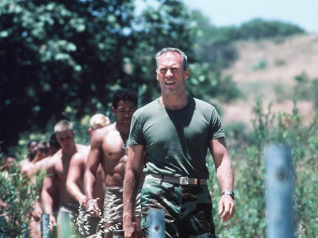 Heartbreak Ridge, best and worst Clint Eastwood movies