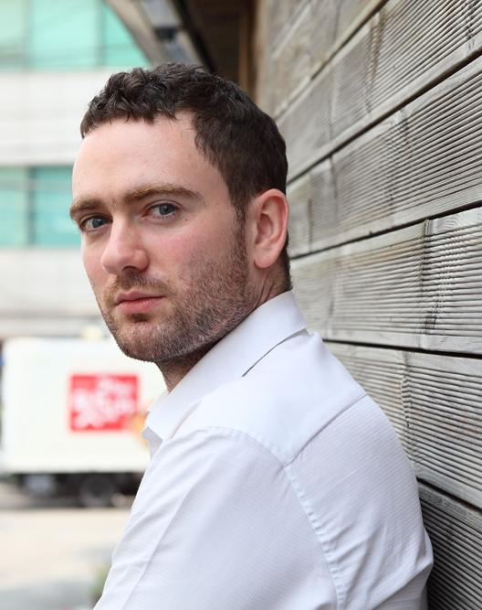 Daniel Tudor, author  & entrepreneur