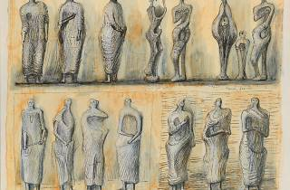 Henry Moore: Sculpture and Drawings
