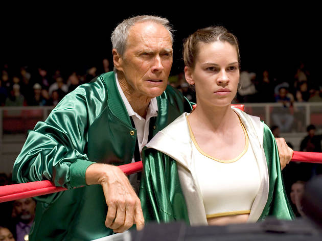 Million Dollar Baby, best and worst Clint Eastwood movies