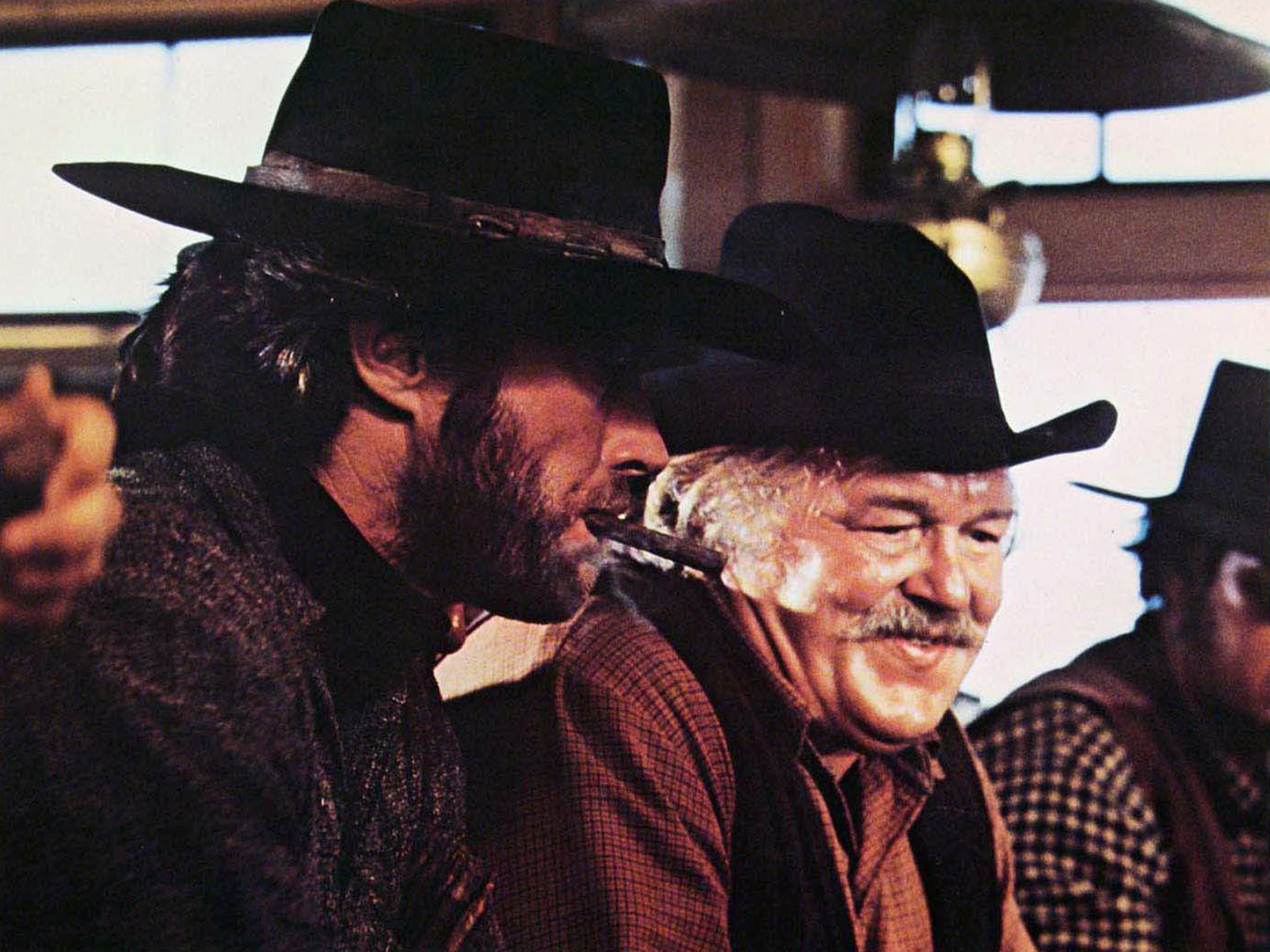 High Plains Drifter, best and worst Clint Eastwood movies