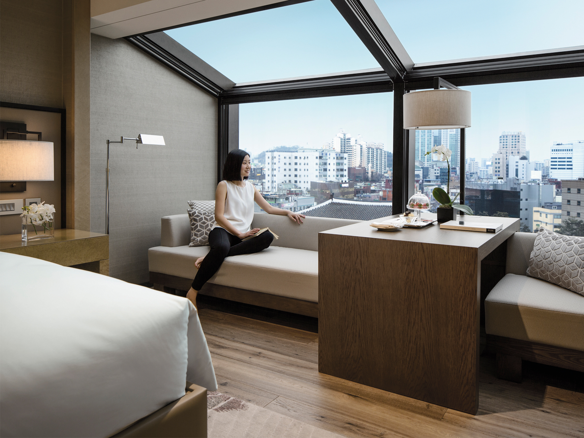 City guide time out seoul for Design hotel seoul