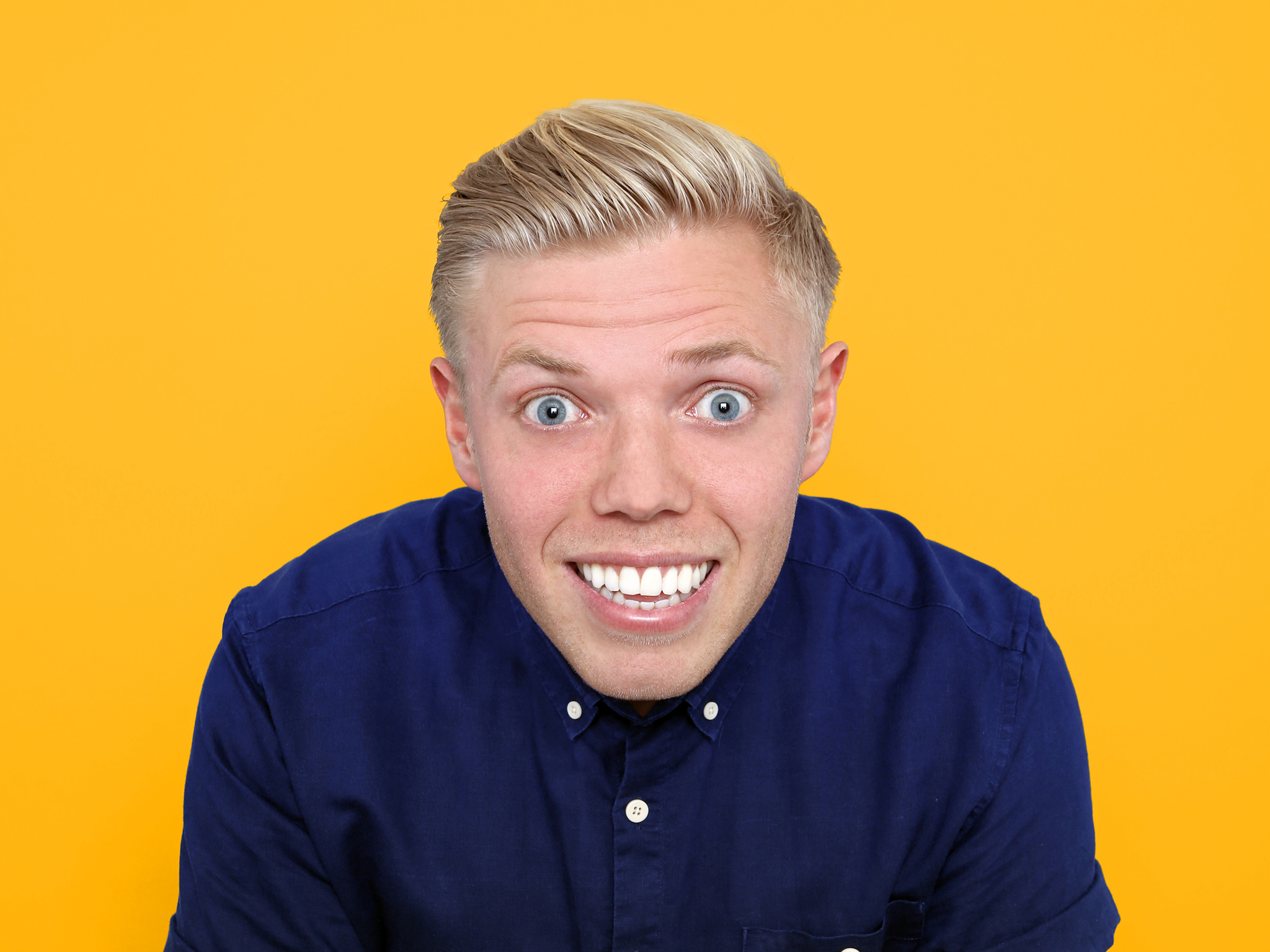 Rob Beckett – Mouth of the South