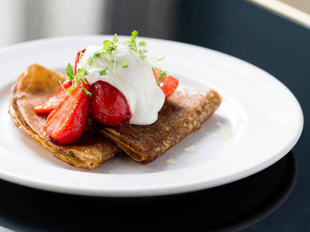 The best breakfasts and brunches in London, plum and spilt milk
