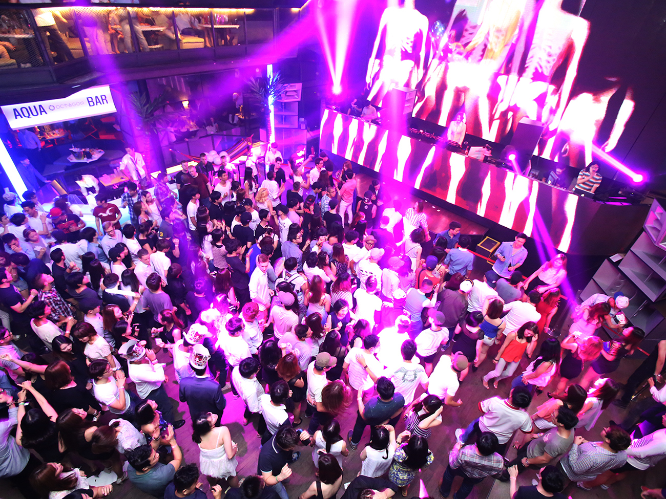 The biggest club nights in Seoul