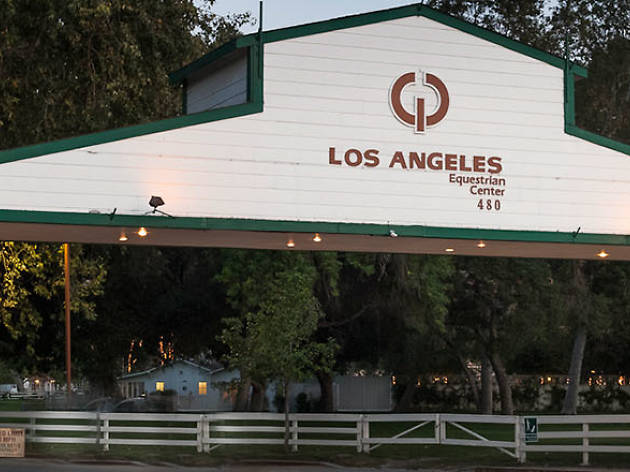 Los Angeles Equestrian Center