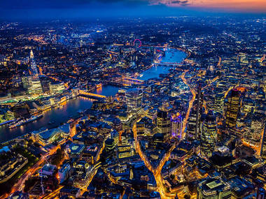 The Best Things to Do After Dark in London - Winter Solstice 2019