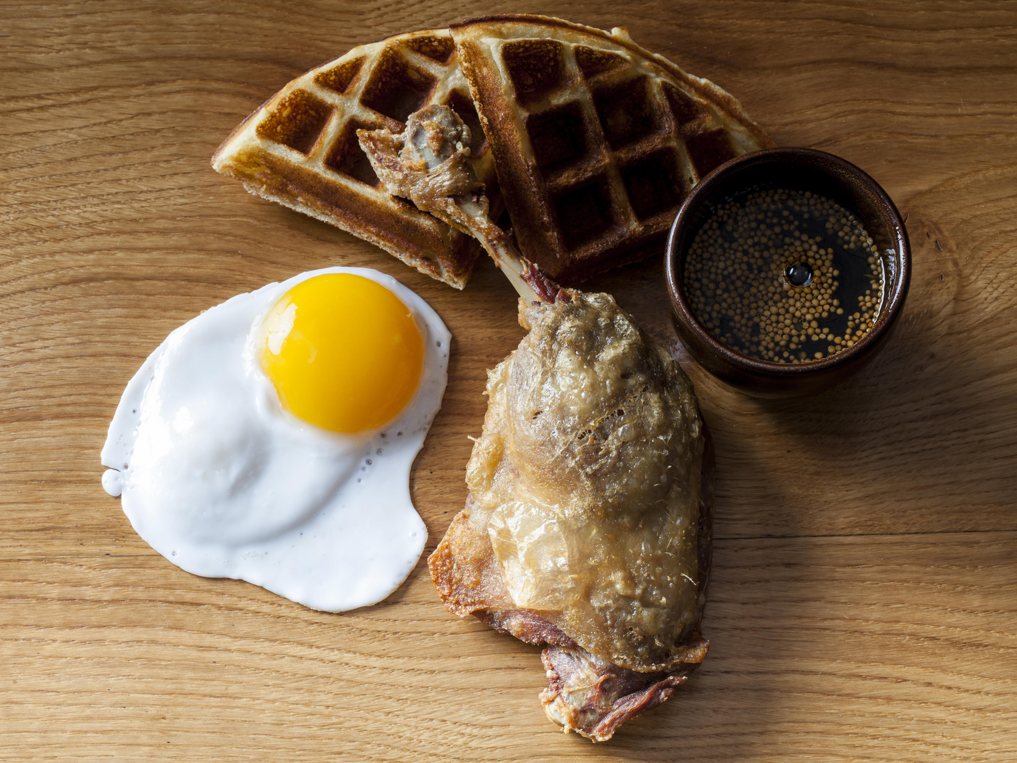 The best brunches in London, Duck and Waffle