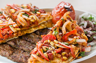 Kebab Halebi