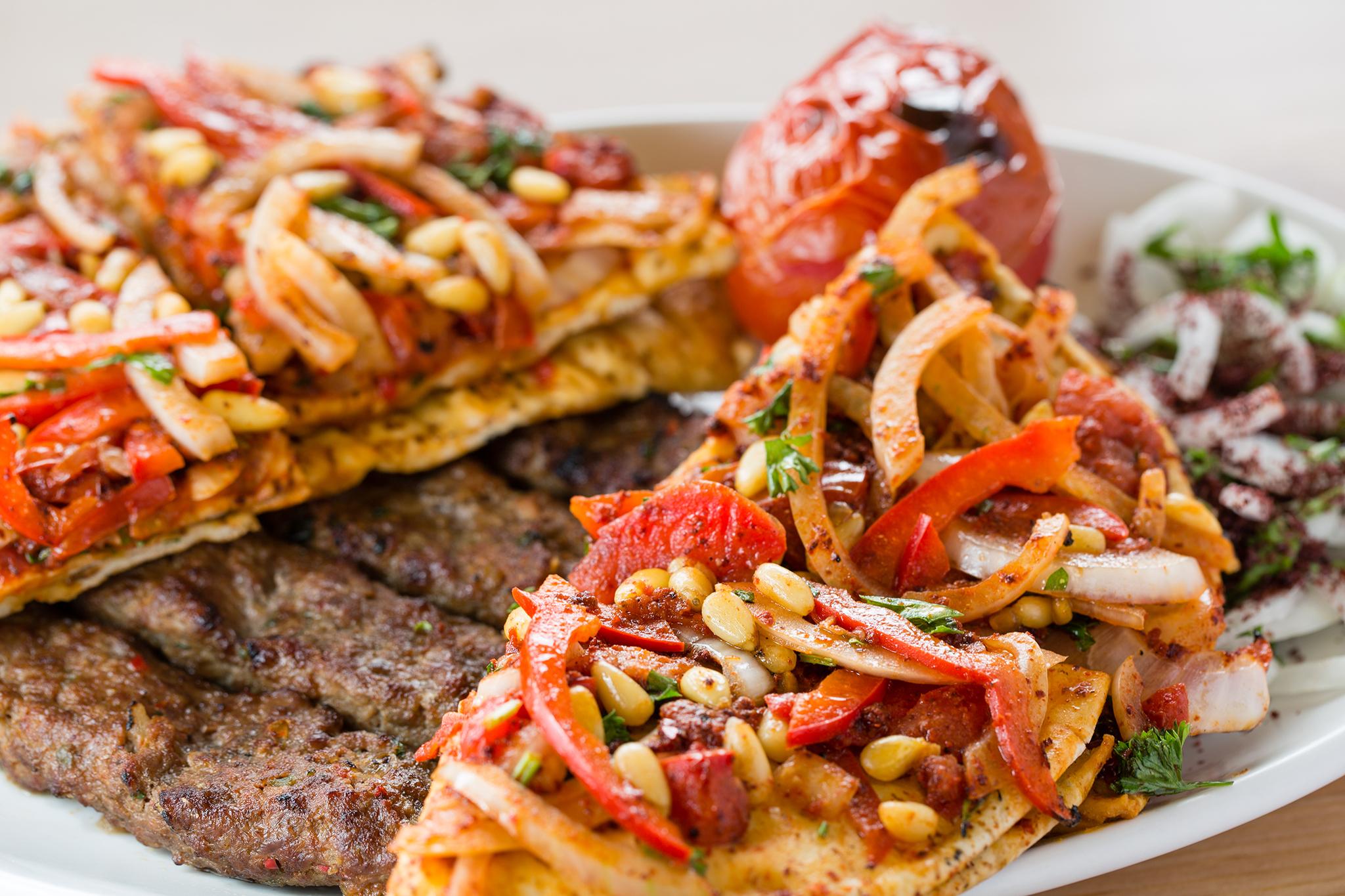 Antakali Kebab at Kebab Halebi