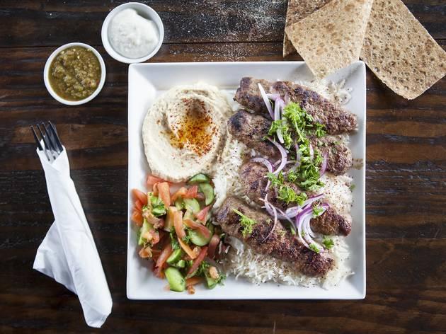 Beef lula at DarbinZ Kebab