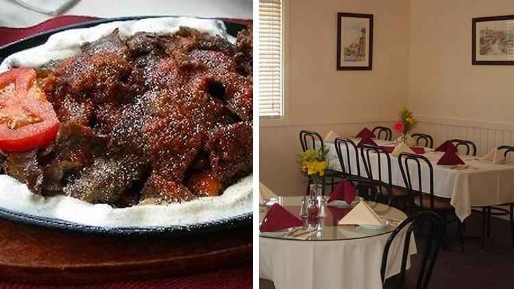 Sako's Special at Sako's Mediterranean Cuisine