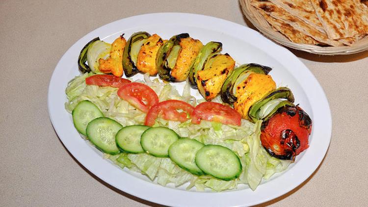 Kebab at Denj