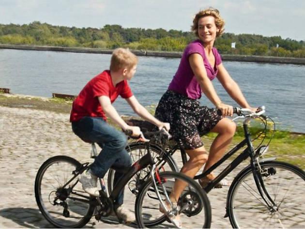 Sobre ruedas y pedales
