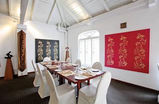 Kinnaree is a Thai restaurant in Colombo, Sri Lanka