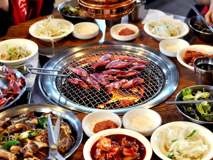 The ultimate Korean BBQ restaurant guide