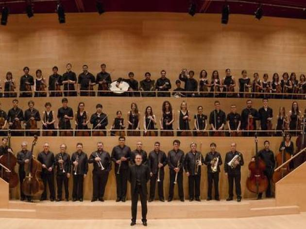 Tardes al Palau: Simfònica de Cobla i Corda de Catalunya