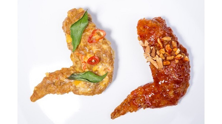 The best Korean fried chicken wings in Singapore