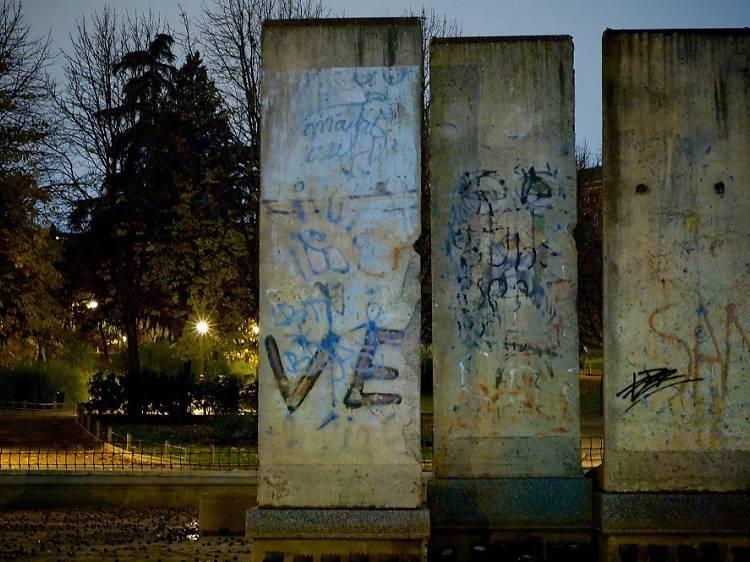 A virtual trip to Germany: Parque de Berlín