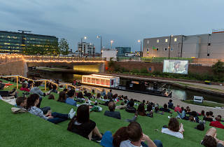Floating Cinema, Job, King's Cross