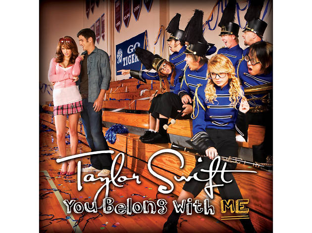 you belong with me, taylor swift