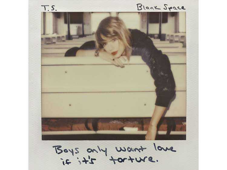 'Blank Space' (2014)