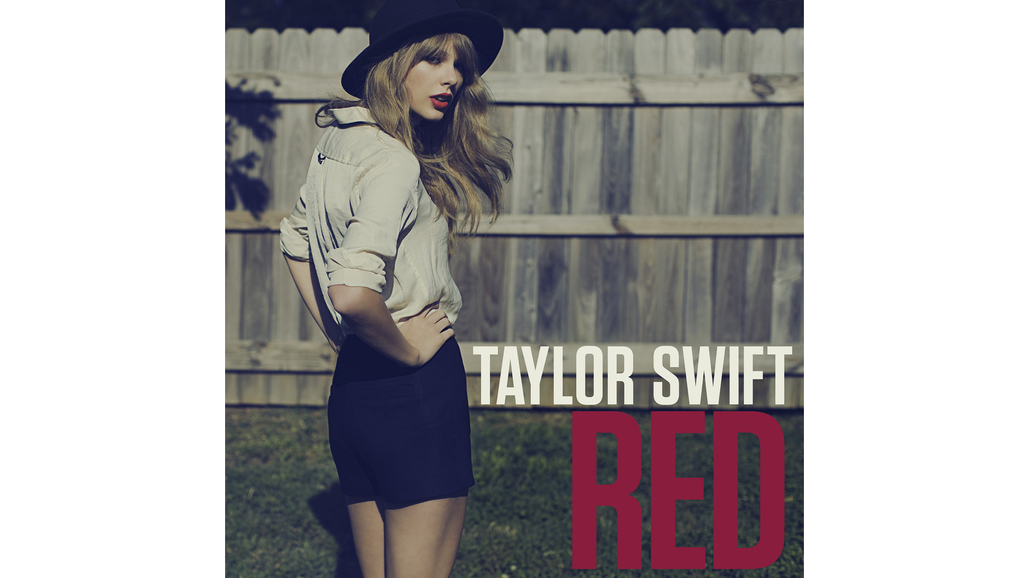red, taylor swift