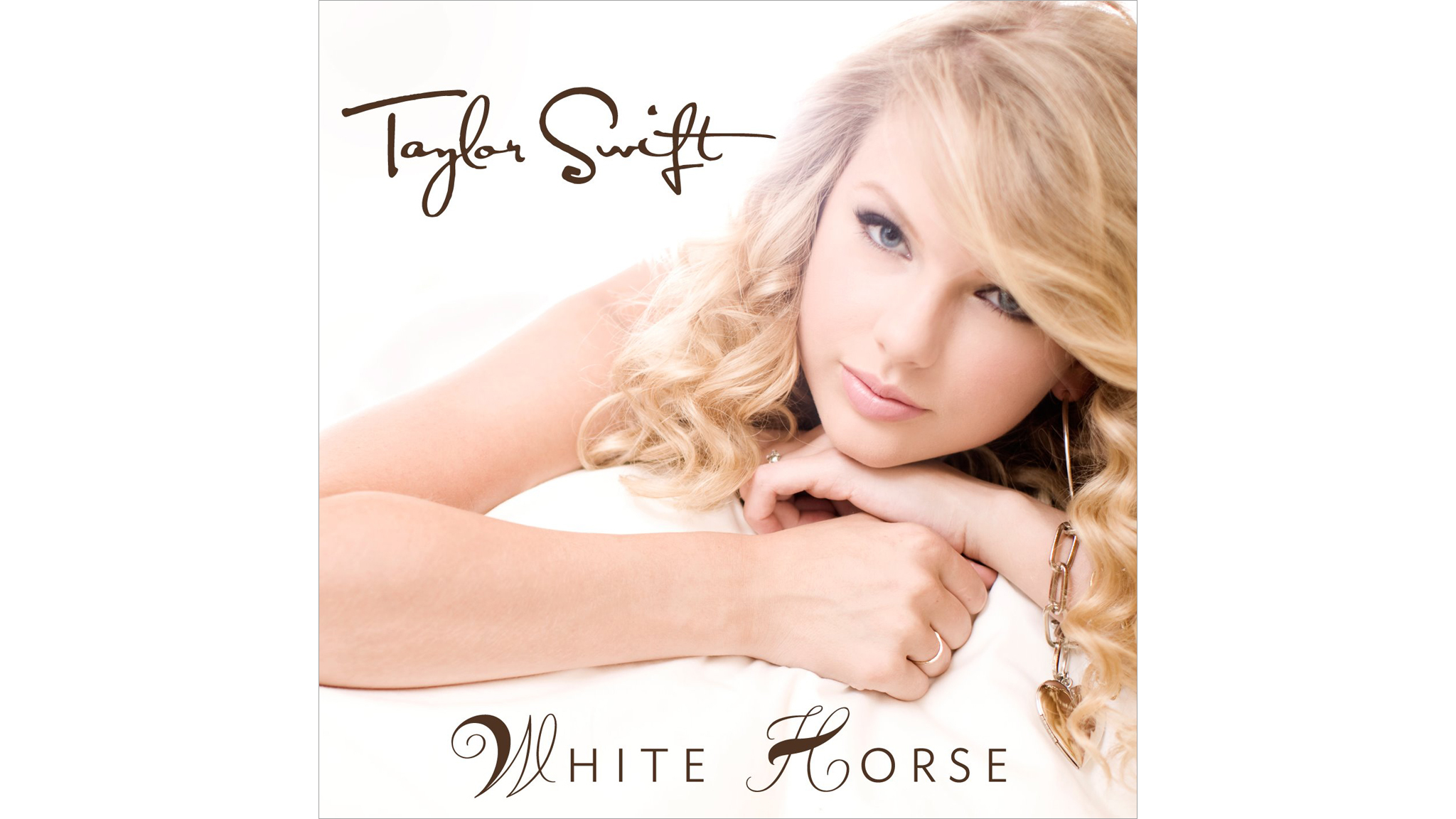 white horse, taylor swift