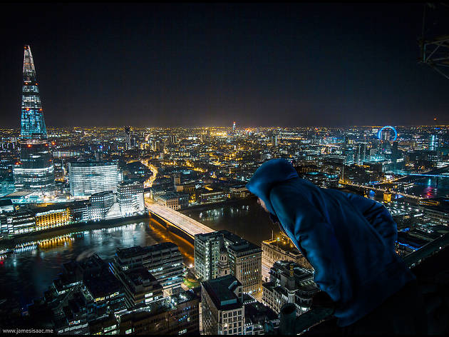 26 heartstopping photos from London's urban explorers