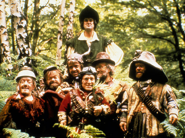 Time Bandits, best fantasy movies