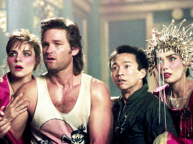 Big Trouble in Little China, best fantasy movies