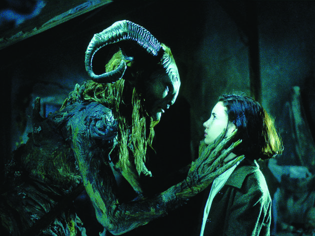 Pan's Labyrinth, best fantasy movies